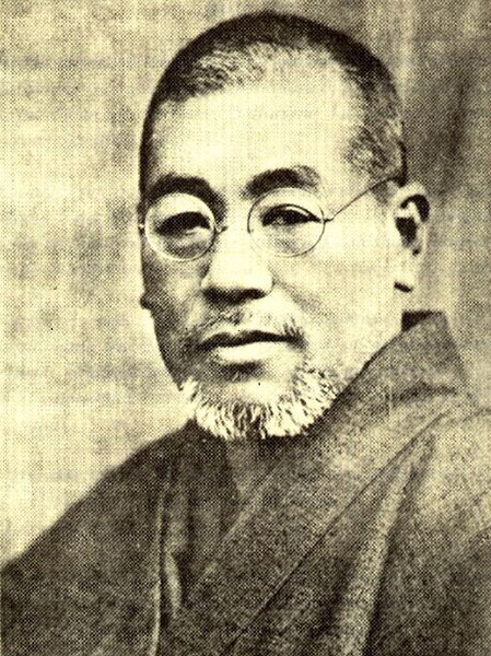 Mikao Usui japán szerzetes, a reiki alapítója