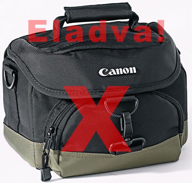Canon Gadget Bag 100EG fotós táska Eladó!