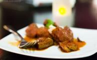 Wasabi - Teppanyaki Menü, főétel: Bélszín - A korlátlan fogyasztású menü főételének egyik eleme a bélszín, ugyanis több féle volt. Részletek a cikkben.