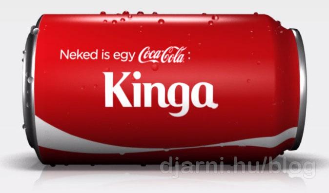 Coca-Cola nevek listája A-Z