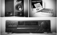 Hangfalak + erősítő + keverő eladó - Magas, hifi minőség. Külön is megvásárolhatóak, együtt 75.000 Ft-ért vihető. Paramétereket lásd a cikkben