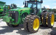 Attól, hogy traktorunk van, még kímélhetjük a nedves földet